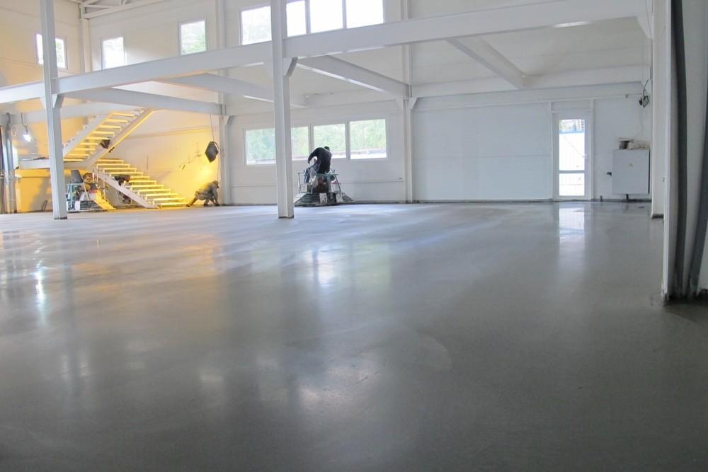бетонный топпинг